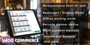 Openpos v4.5.0 - WooCommerce Point Of Sale (POS)