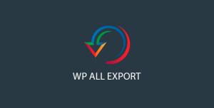 WP All Export Pro v1.6.0