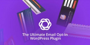 Bloom v1.3.11 - eMail Opt-In WordPress Plugin
