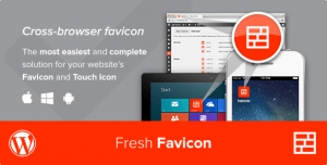 Fresh Favicon v1.1.2 - WordPress Plugin