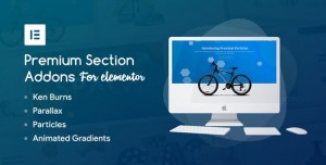 Premium Section Add-ons for Elementor v1.0.1