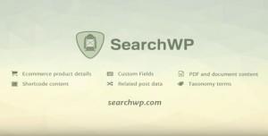 SearchWP WordPress Plugin v4.0.18 + Addons