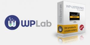 WP-Lister Pro for Amazon v1.8