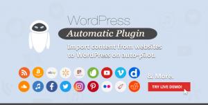 Wordpress Automatic Plugin v3.50.8