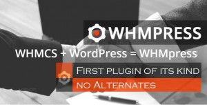 WHMpress v5.6 - WHMCS WordPress Integration Plugin