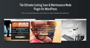 SeedPro Comming Soon Pro v6.0.8.2 - Wordpress Plugin