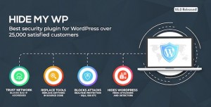 Hide My WP v6.2.2 - Amazing Security Plugin for WordPress!