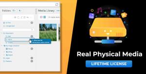 WordPress Real Physical Media v1.3.1 - Physical Media Folders & SEO Rewrites