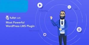 Tutor LMS Pro v1.7.4 - Most Powerful WordPress LMS Plugin