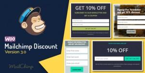 Woocommerce Mailchimp Discount v3.8