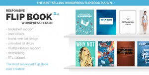 Responsive FlipBook WordPress Plugin v2.5.0