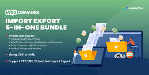 All-in-one WooCommerce Import Export Suite 1.0.2