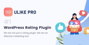 WP ULike Pro v1.5.0