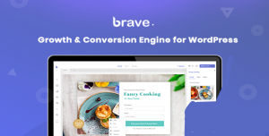 Brave v0.2.7 - Drag n Drop WordPress Popup, Optin, Lead Gen & Survey Builder