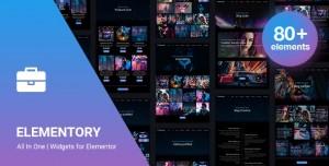 Elementory v3.0 - Elementor Ultimate Addons
