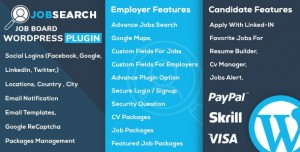 JobSearch v1.5.9 - WP Job Board WordPress Plugin