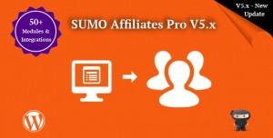 SUMO Affiliates Pro v6.8 - WordPress Affiliate Plugin