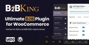 B2BKing v2.5.0 - The Ultimate WooCommerce B2B & Wholesale Plugin