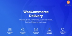 WooCommerce Delivery v1.1.4 - Delivery Date & Time Slots