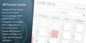 WordPress Pro Event Calendar v3.2.4
