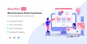 WooMail v3.0.3.4 - WooCommerce Email Customizer