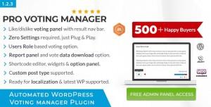 BWL Pro Voting Manager v1.2.3