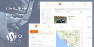 Chauffeur v5.4 - Booking System for WordPress