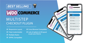 WooCommerce MultiStep Checkout Wizard v3.7.1