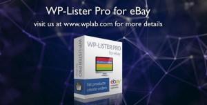 WP-Lister Pro for eBay v2.8.1