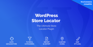 WordPress Store Locator v1.13.0