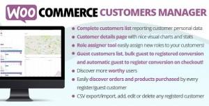 WooCommerce Customers Manager v26.0
