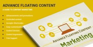 Advanced Floating Content v3.6.0