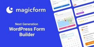 MagicForm v1.4.4 - WordPress Form Builder