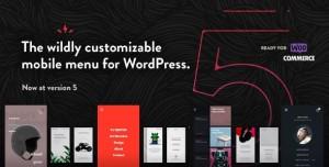 TapTap v5.3 - A Super Customizable WordPress Mobile Menu
