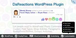 Reactions WordPress Plugin v3.11.0