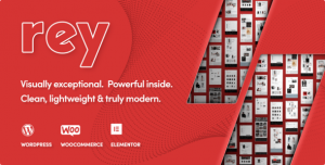 REY V1.7.3 - FASHION & CLOTHING, FURNITURE