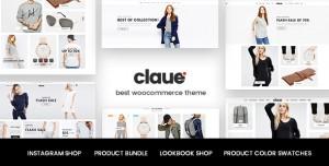 CLAUE V2.0.7 - CLEAN, MINIMAL WOOCOMMERCE THEME