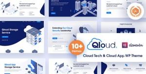 QLOUD V1.6 - CLOUD COMPUTING, APPS & SERVER WORDPRESS THEME