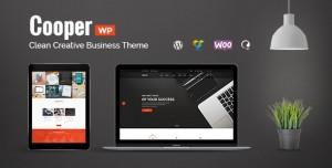 COOPER V2.0 - CLEAN CREATIVE BUSINESS THEME
