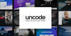 UNCODE V2.3.0 - CREATIVE MULTIUSE WORDPRESS THEME