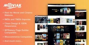 AMYMOVIE V3.4.5 - MOVIE AND CINEMA WORDPRESS THEME