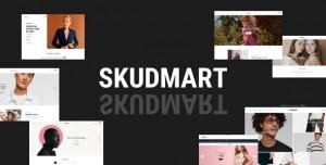SKUDMART V1.0.9 - CLEAN, MINIMAL WOOCOMMERCE THEME