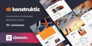 KONSTRUKTIC V1.0.3 - CONSTRUCTION & BUILDING WORDPRESS THEME