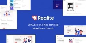 REALITE V1.0.0 - A WORDPRESS THEME FOR STARTUPS