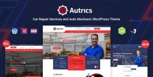 AUTRICS V3.2.2 - CAR SERVICES AND AUTO MECHANIC WORDPRESS THEME