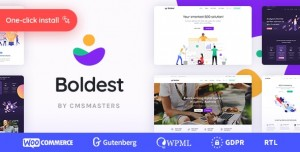 BOLDEST V1.0.1 - CONSULTING AND MARKETING AGENCY THEME