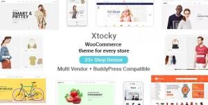 XTOCKY V2.2 - WOOCOMMERCE RESPONSIVE THEME