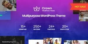 CROWN V1.0.1 - MULTI PURPOSE WORDPRESS THEME