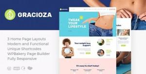 GRACIOZA V1.0.4 - WEIGHT LOSS COMPANY & HEALTHY BLOG