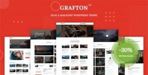 GRAFTON V1.4 - BLOG & MAGAZINE WORDPRESS THEME